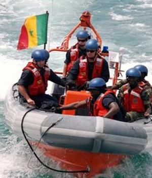 surveillance maritime des cotes senegalaises