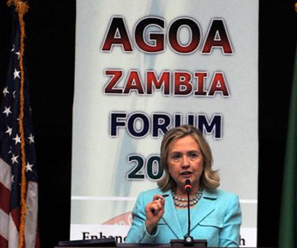 Zambie agoa