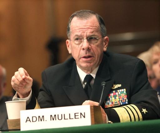 amiral Michael Mullen