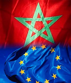 maroc europe flag
