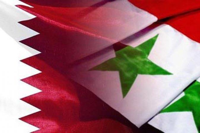 qatar-syrie