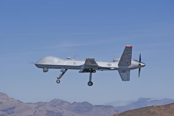 drones MQ-9 Reaper