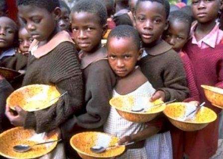 Un rapport mondial sur la faim