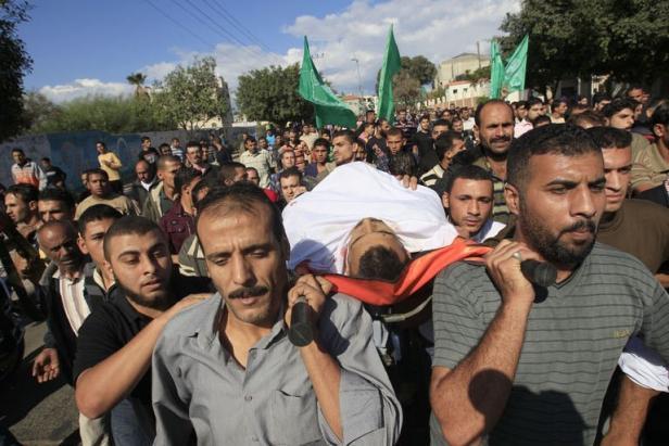 violences entre Israël et la Bande de Gaza