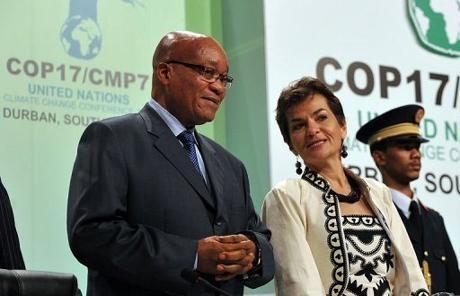 Conférence climatique de Durban