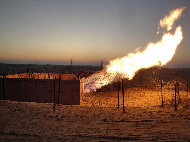 gazoduc egypte srael