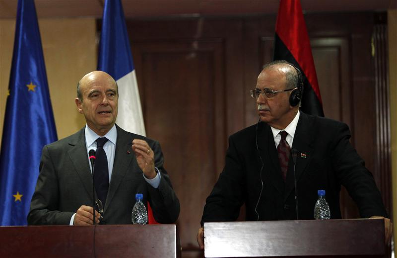 LA FRANCE VA DÉBLOQUER 230 MILLIONS D'EUROS D'AVOIRS LIBYENS