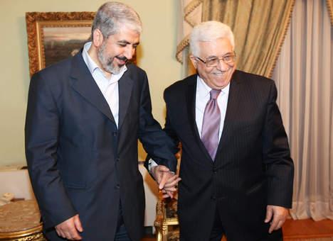 Mahmoud Abbas Khaled Mechaa