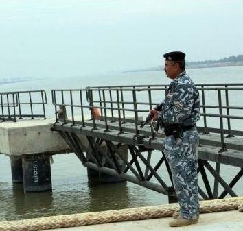 Irak Réouverture à la navigation du Chatt al-Arab