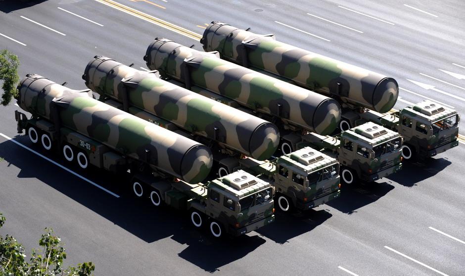 Chine/Corée du Sud : L'affaire des véhicules lance-missile