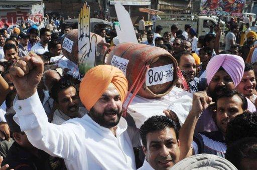 Inde grève des détaillants