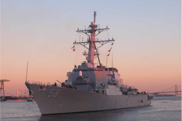 navire de gerre benghazi