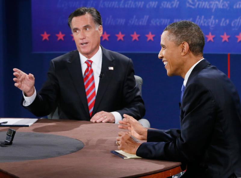 3ème débat Obama Romney