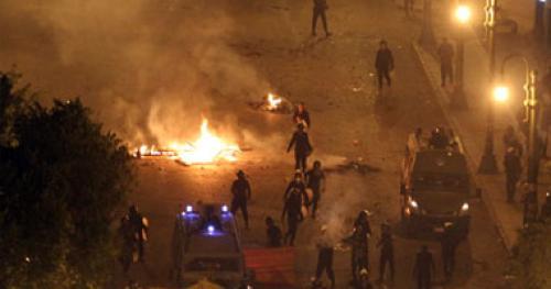 Egypte violents affrontements au Caire