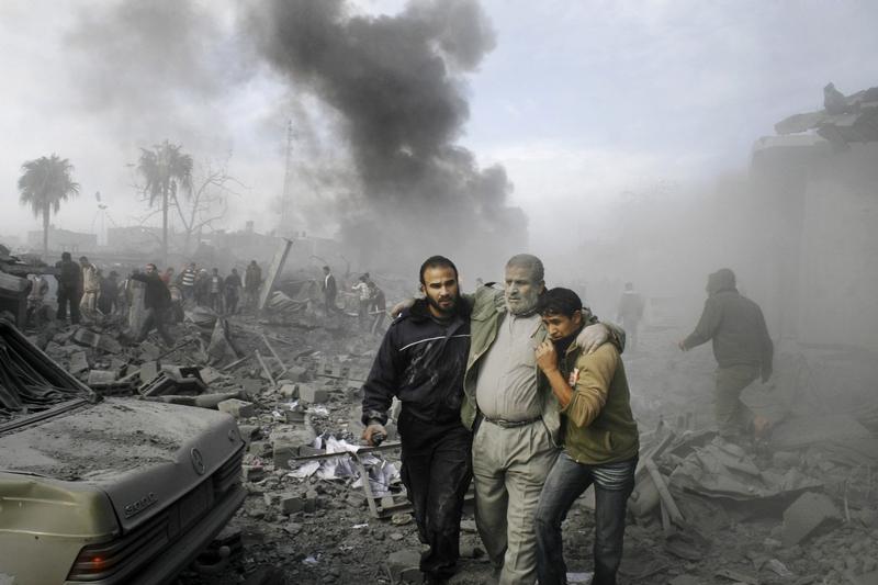 Gaza le Hamas pris au piège