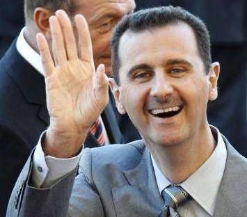 Bachar-Al-Assad – Geotribune,