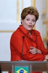 Brésil une ONG interpelle Dima Roussef
