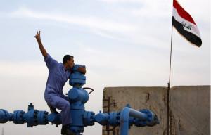 Irak – Jordanie projet de construction d'un oléoduc