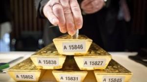 Allemagne les réserves d'or retournent au bercail
