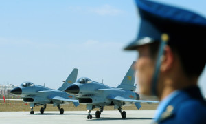 Chine l'armée accroît sa capacité de projection