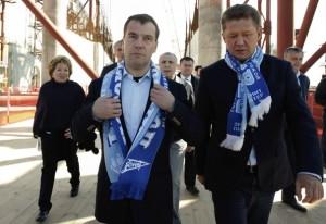 Russie-Ukraine le conflit gazier se poursuit