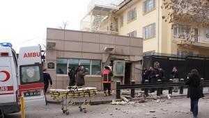 Turquie attentat contre la représentation diplomatique américaine