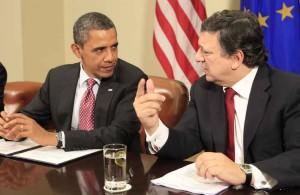 USA-UE -négociations sur le libre-échange