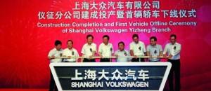 Chine Volkswagen en veut encore