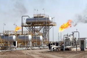 Irak développement et raffinage à Nassiriya