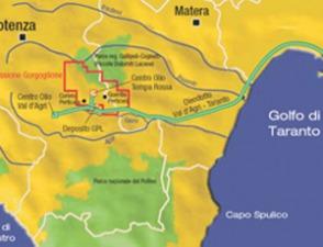 Italie Total vend un gisement à Mitsui