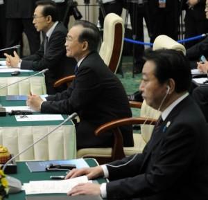 Pékin Tokyo Séoul sur la voie d'une zone de libre-échange