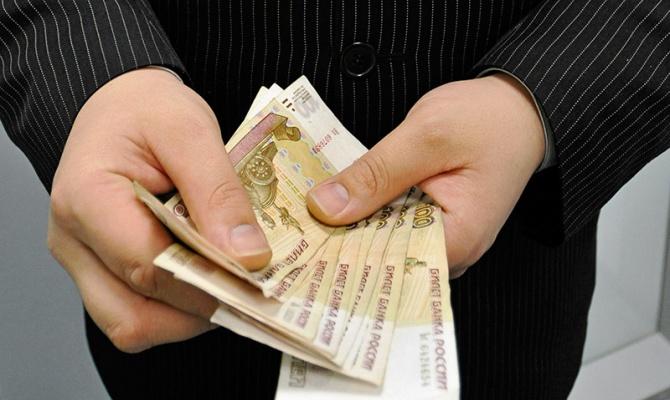 Russie PIB va dans la Corruption