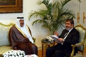 Le Qatar à la rescousse de l'Egypte