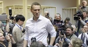 Russie procès médiatisé d'un opposant à Poutine