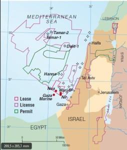 gaz-israel