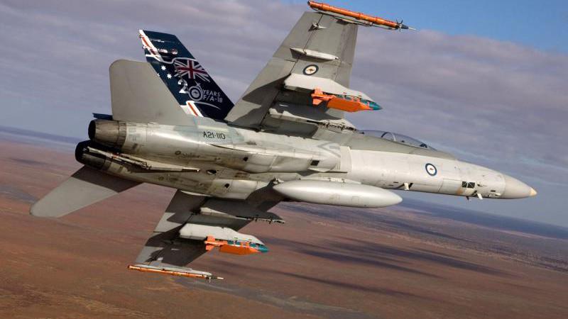 F18-australien