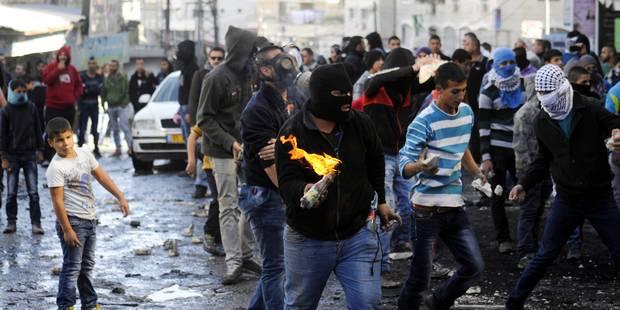 violence-israel