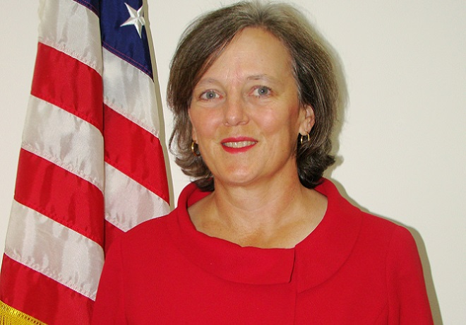 US-new-ambassador-for-Somalia-Katherine-Dhanani
