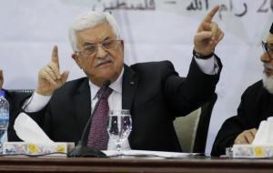 """MAHMOUD ABBAS ACCUSE ISRAËL DE """"GANGSTÉRISME"""""""