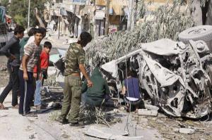 L'ARMÉE SYRIENNE PROFITE DES RAIDS ET PREND L'INITIATIVE