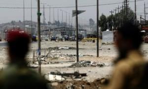 Irak-loyalistes-vs-djihadistes