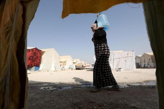 LE CALVAIRE DES FEMMES YAZIDIES D'IRAK