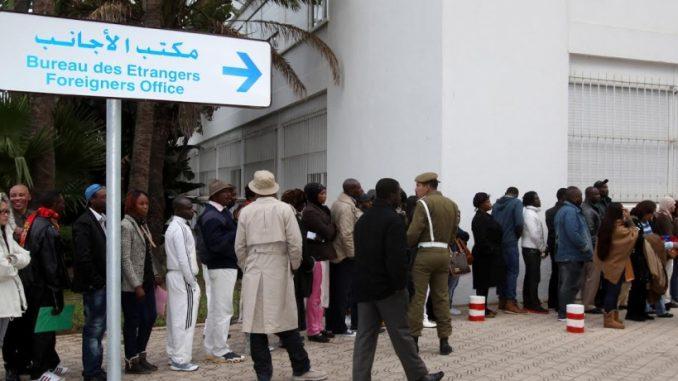 Les bureaux ouverts dès ce jeudi — Régularisation des migrants