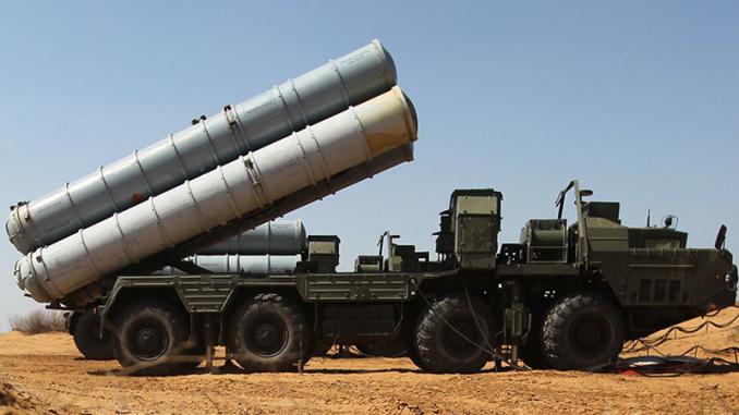 Iran: essais de missiles S-300