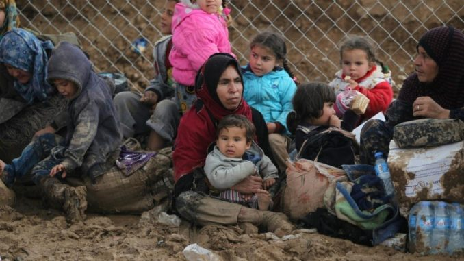 Possible bavure à Mossoul, des dizaines de civils tués