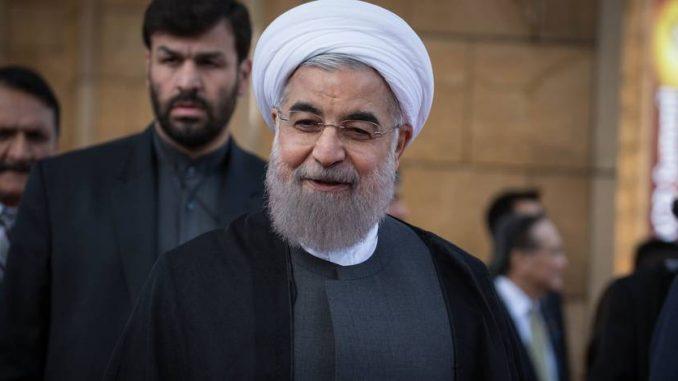 Hassan Rohani en tête de la présidentielle iranienne