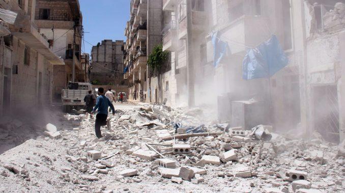 La coalition réussit une nouvelle avancée contre l'État islamique à Raqqa — Syrie