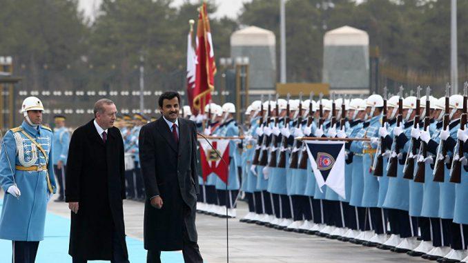 Crise du Golfe : l'émir du Qatar reçu à l'Elysée vendredi