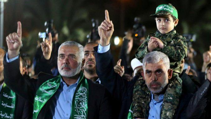 Le Hamas veut discuter avec le Fatah