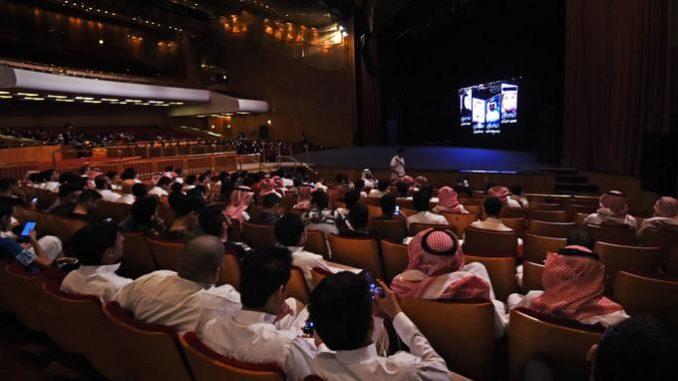 L'Arabie saoudite autorise enfin les salles de cinéma